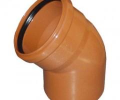 Уголок канализационный наружный 45° Armakan