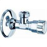 Кран на резине установочный угловой ITAP (аrt.346)