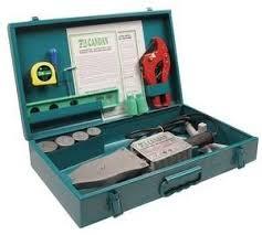 Аппарат для сварки труб и фитингов из полипропелена*CANDAN*